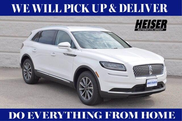 new 2021 Lincoln Nautilus car, priced at $42,501