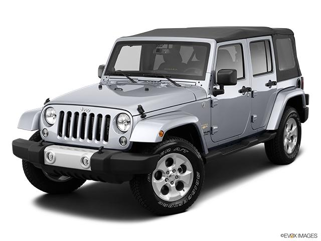 used 2014 Jeep Wrangler Unlimited car, priced at $27,000