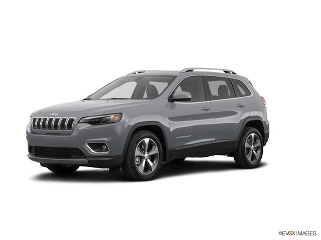 used 2019 Jeep Cherokee car, priced at $26,300