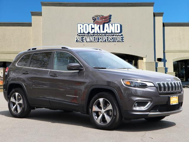 used 2019 Jeep Cherokee car, priced at $26,500