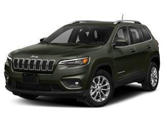 used 2019 Jeep Cherokee car, priced at $25,100