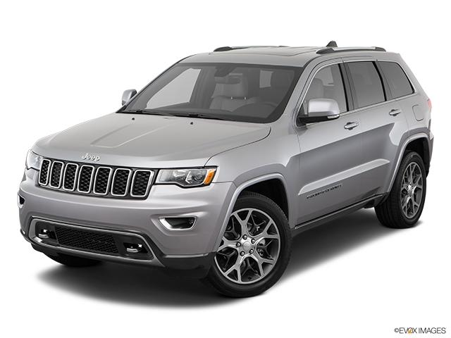 used 2018 Jeep Grand Cherokee car, priced at $28,000