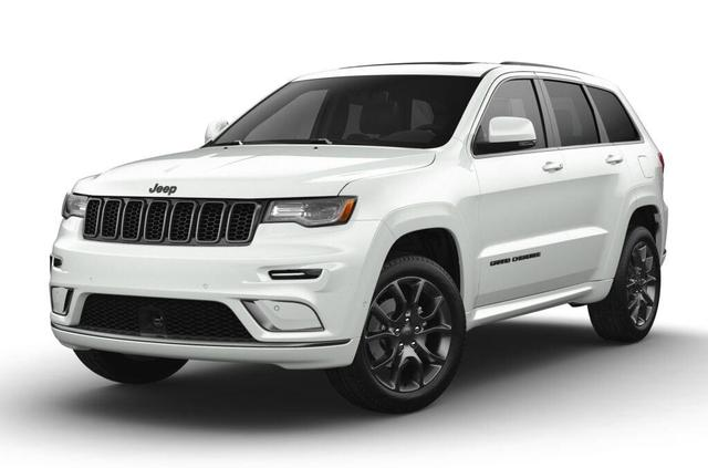 new 2021 Jeep Grand Cherokee car, priced at $54,248