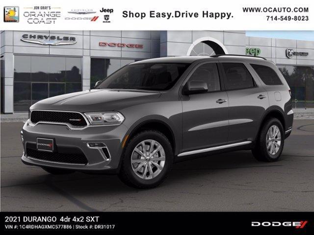 new 2021 Dodge Durango car