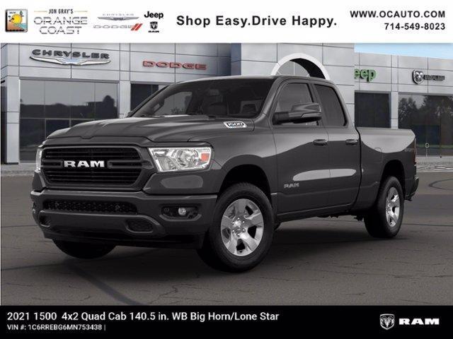 new 2021 Ram 1500 car