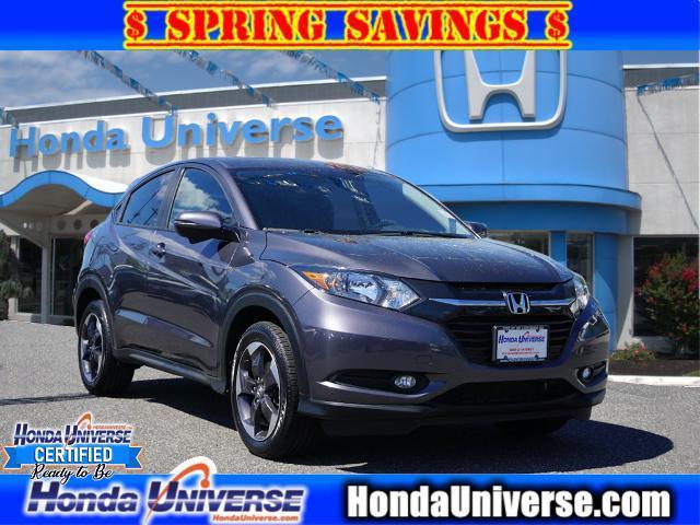 used 2018 Honda HR-V car, priced at $19,985