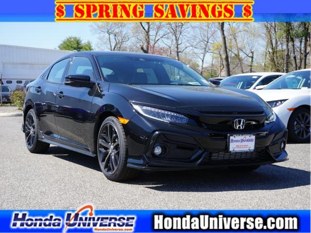 new 2021 Honda Civic car, priced at $30,395