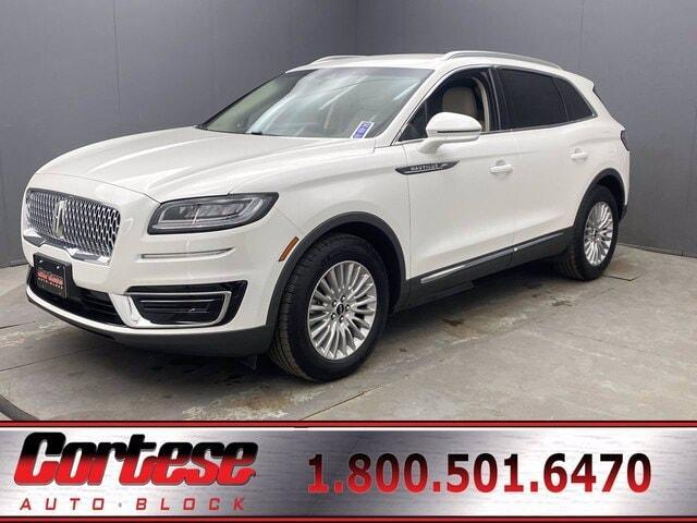 used 2020 Lincoln Nautilus car, priced at $38,900