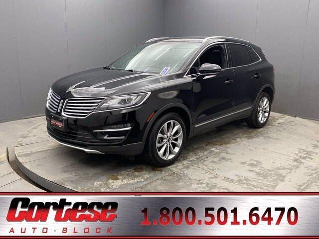used 2018 Lincoln MKC car, priced at $27,499