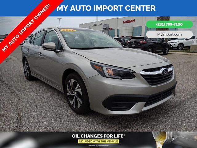 used 2020 Subaru Legacy car, priced at $24,800