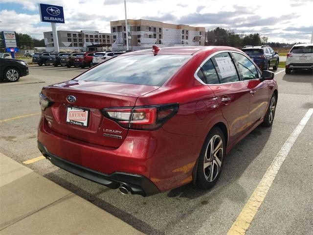 new 2021 Subaru Legacy car, priced at $37,996