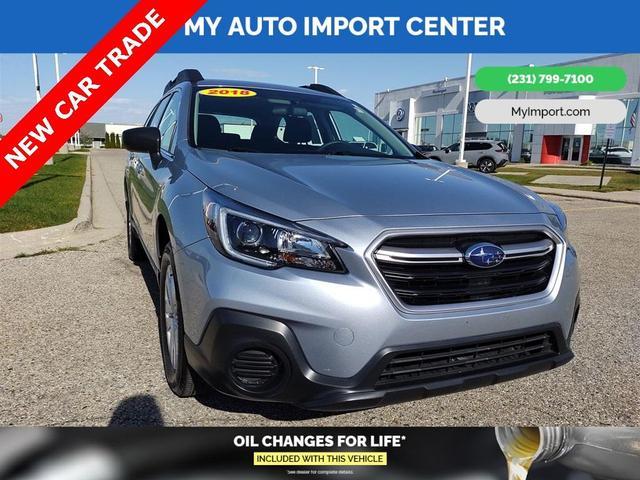 used 2018 Subaru Outback car, priced at $26,500