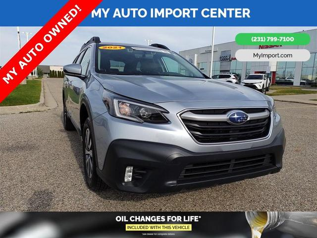 used 2021 Subaru Outback car, priced at $31,500