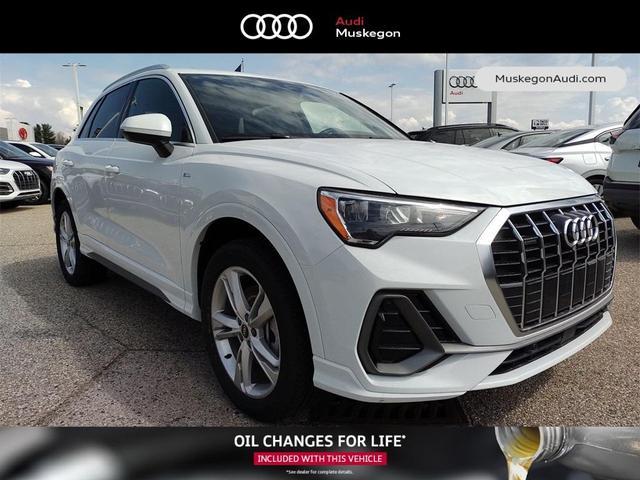 new 2021 Audi Q3 car, priced at $40,645