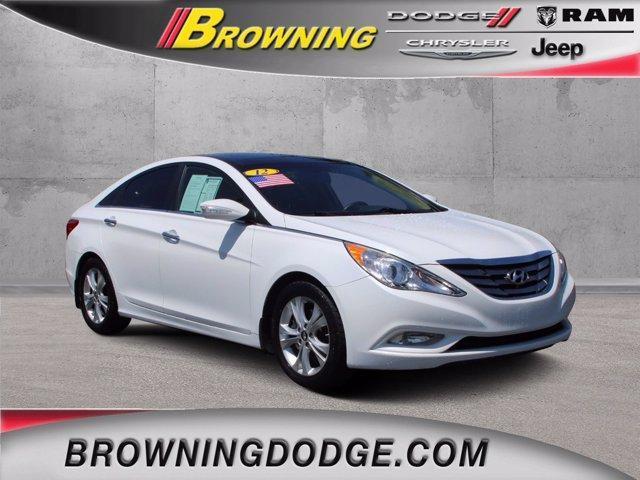used 2012 Hyundai Sonata car, priced at $11,312
