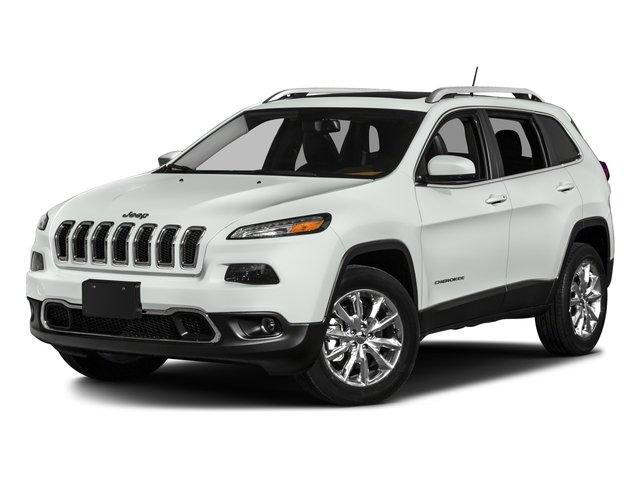 used 2016 Jeep Cherokee car, priced at $16,991