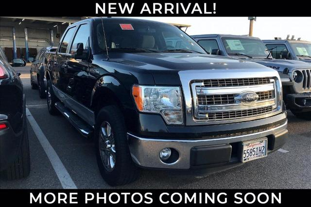 used 2013 Ford F-150 car, priced at $21,981