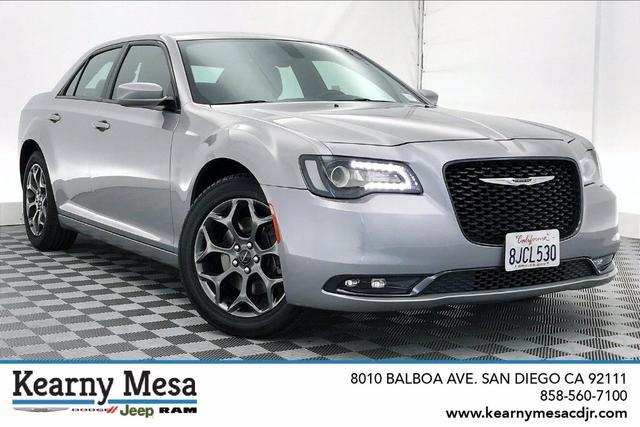used 2018 Chrysler 300 car, priced at $21,991