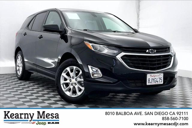 used 2019 Chevrolet Equinox car, priced at $19,991