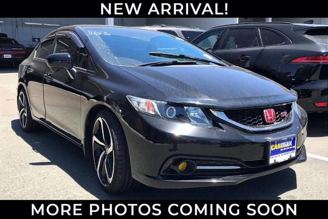 used 2015 Honda Civic car, priced at $22,381