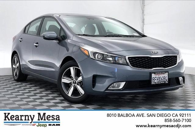 used 2018 Kia Forte car, priced at $17,991