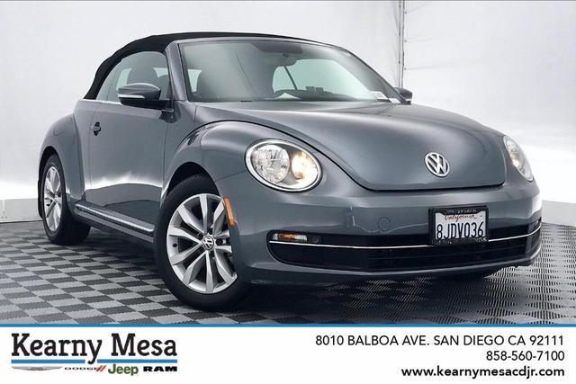 used 2013 Volkswagen Beetle car, priced at $20,881