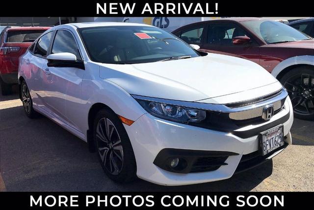 used 2018 Honda Civic car, priced at $20,891