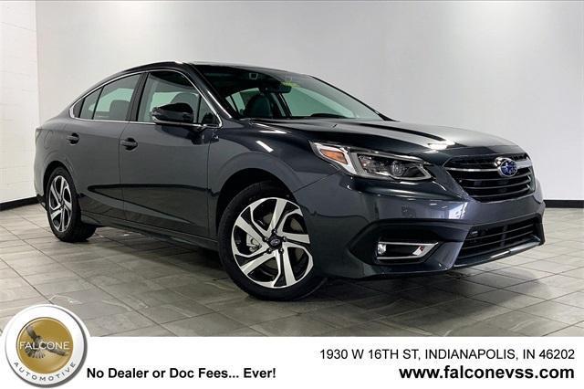 new 2022 Subaru Legacy car