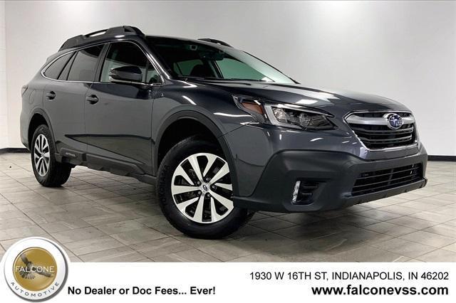 used 2021 Subaru Outback car, priced at $32,990