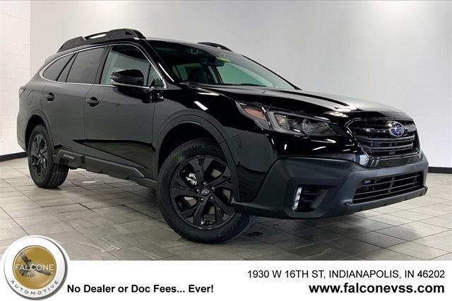 new 2022 Subaru Outback car