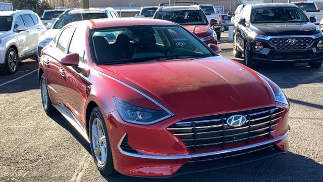 new 2021 Hyundai Sonata car, priced at $24,898