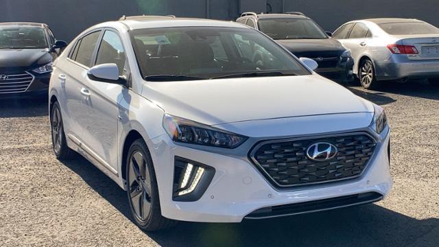 new 2020 Hyundai Ioniq Hybrid car, priced at $30,313