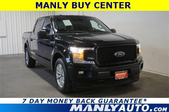 used 2018 Ford F-150 car, priced at $35,500