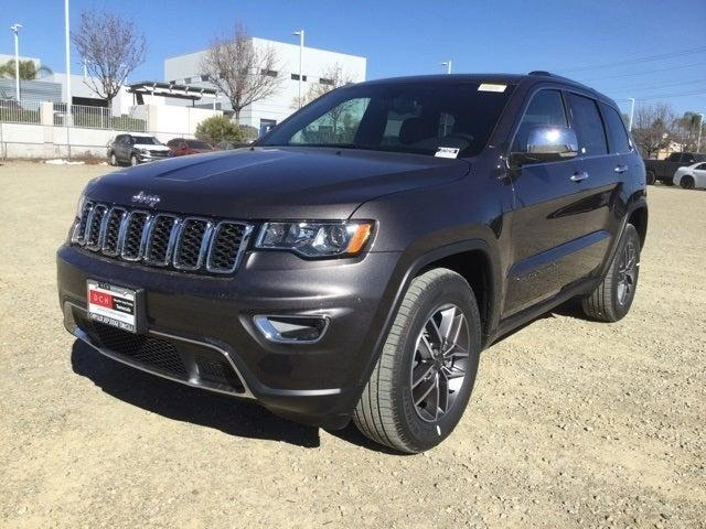new 2021 Jeep Grand Cherokee car, priced at $43,310