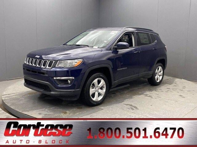 new 2021 Jeep Compass car, priced at $30,350