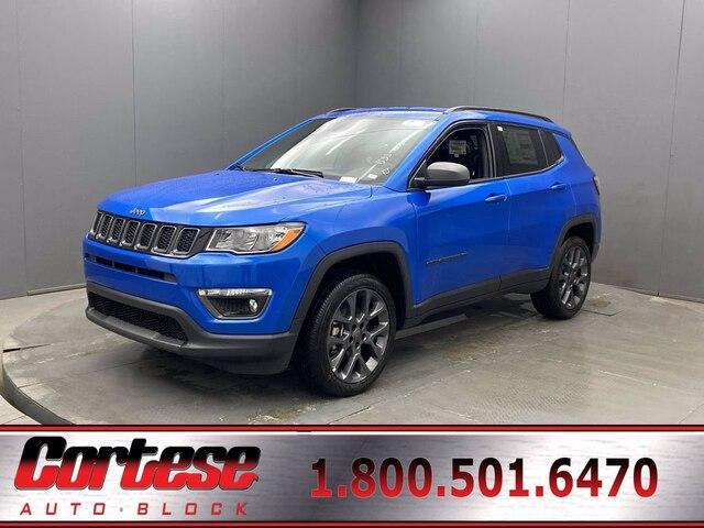 new 2021 Jeep Compass car, priced at $32,650