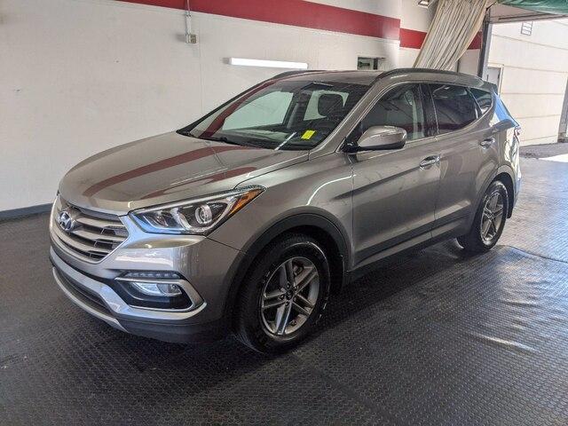 used 2017 Hyundai Santa Fe Sport car, priced at $16,378