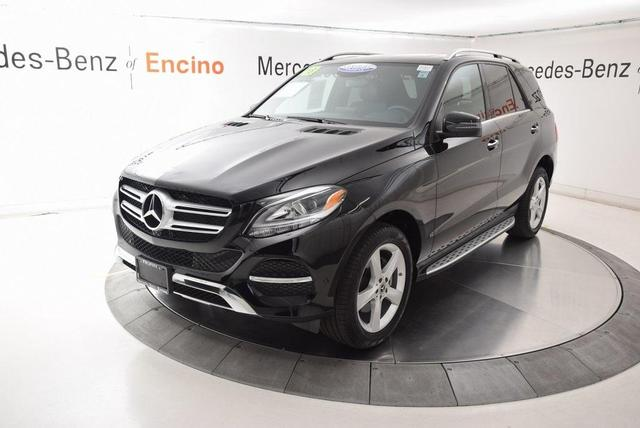 used 2018 Mercedes-Benz GLE 350 car, priced at $39,997