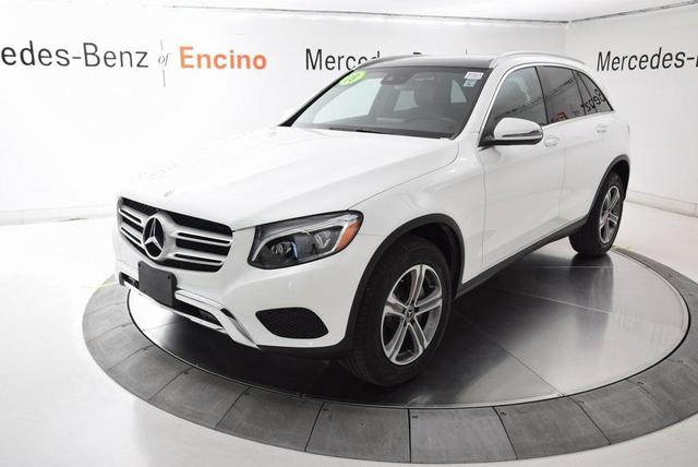 used 2018 Mercedes-Benz GLC 300 car, priced at $31,797