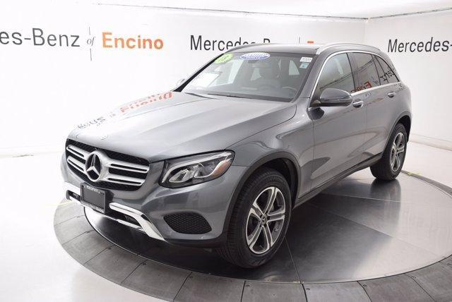 used 2018 Mercedes-Benz GLC 300 car, priced at $33,997