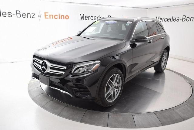 used 2018 Mercedes-Benz GLC 300 car, priced at $32,497