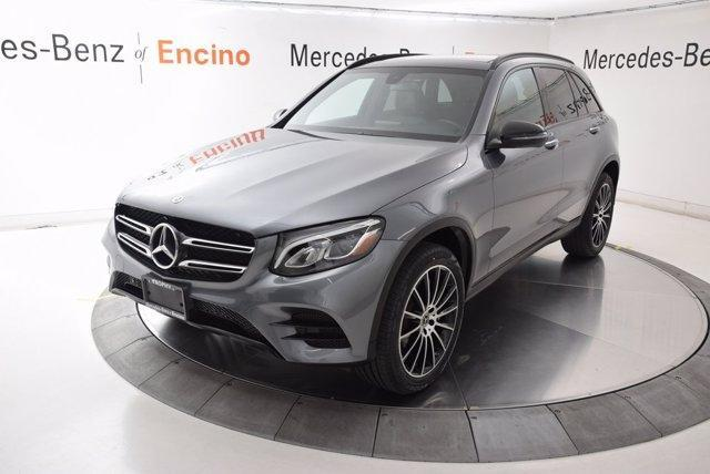 used 2018 Mercedes-Benz GLC 300 car, priced at $36,997