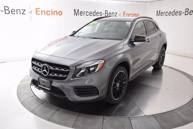used 2018 Mercedes-Benz GLA 250 car, priced at $28,998