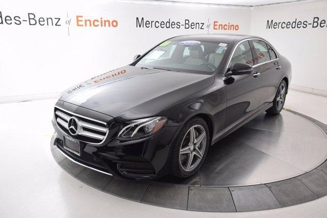 used 2017 Mercedes-Benz E-Class car, priced at $36,997