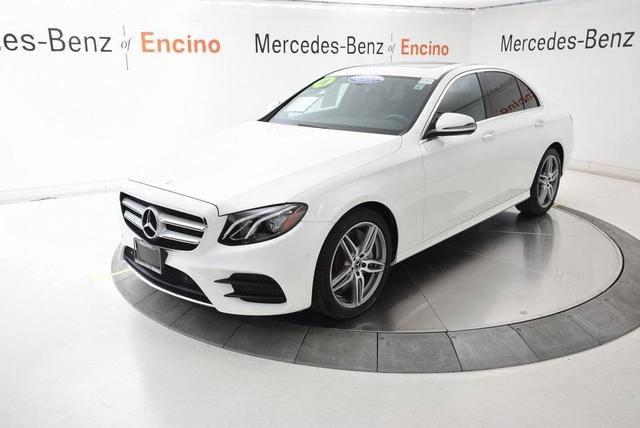 used 2018 Mercedes-Benz E-Class car, priced at $37,997