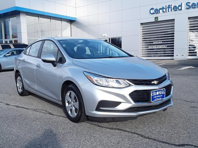 used 2018 Chevrolet Cruze car, priced at $14,999