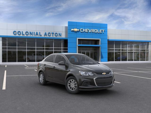 new 2020 Chevrolet Sonic car, priced at $21,165