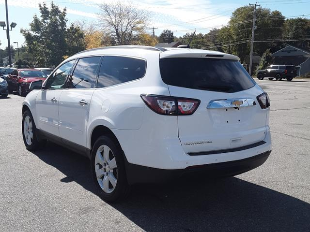 used 2017 Chevrolet Traverse car, priced at $25,995