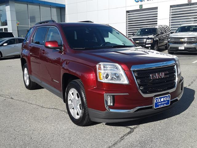 used 2016 GMC Terrain car, priced at $19,712