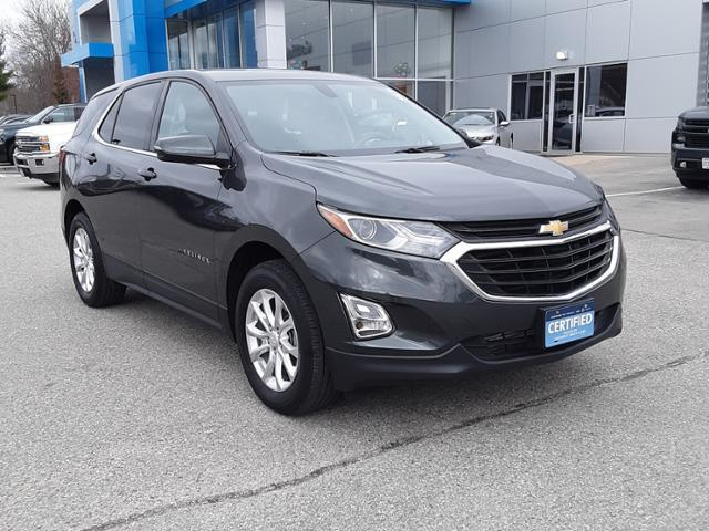 used 2018 Chevrolet Equinox car, priced at $21,588